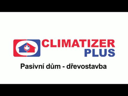 Drevostavba a CLIMATIZER PLUS