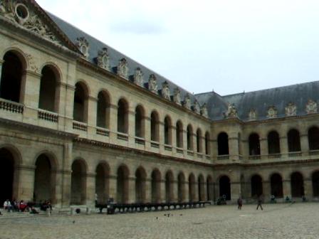 Invalidovňa Paris
