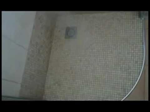 Výmena  sprchového kútu