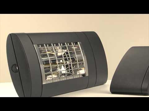 Infraohrievač SOLAMAGIC S1 s diaľkovým ovládaním