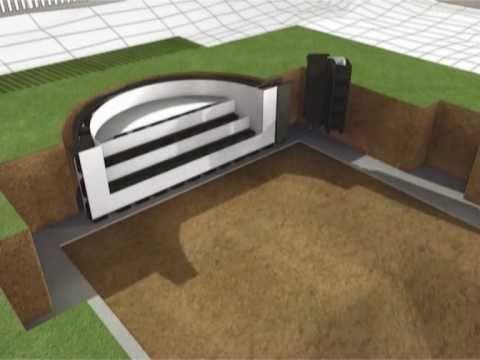Montage 3D piscines Magiline
