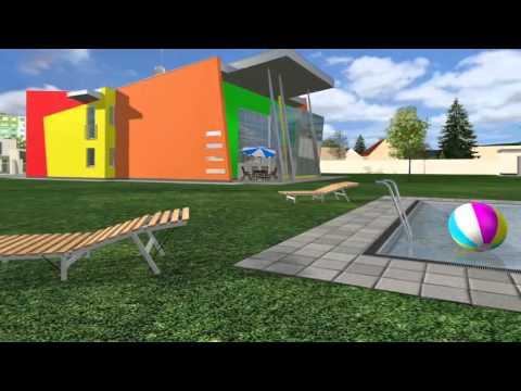 RODINNÝ DOM (3D animácia)