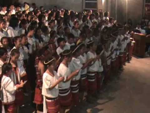 Mt. Province 2010 Festival of  the Arts - Finale song.wmv