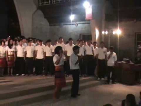 "Mt. Province 2010 Festival of the Arts. ""We are the world"".wmv"