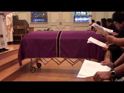 Francis Killip's Funeral Service Clips