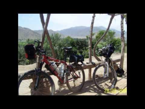 LUNAHUANA Peru Cycling Tours.wmv