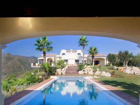 LUXURY VILLAS holidays Marbella Spain Costa del Sol