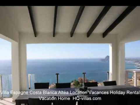 LUXURY VILLAS Spain Costa Blanca Altea