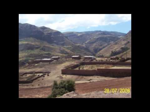 TUTAYQUIRI TRAIL Cycling by ancient trails.  Peru Cycling Tours.wmv