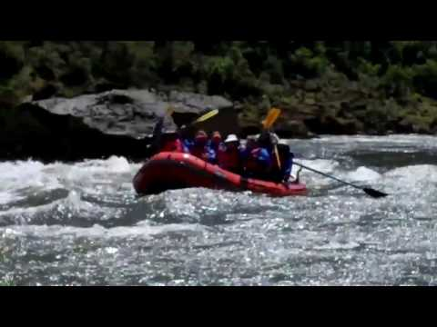 The Lower Rogue River with Great Water and good Weather