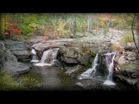 Waterfall House Rental, Near Woodstock