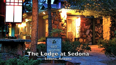 Videos Posted by The Roaming Boomers  The Lodge at Sedona [HD]