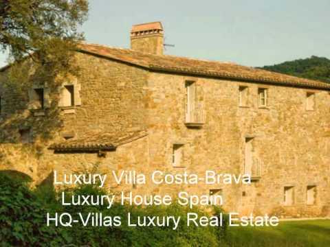 Luxury Property Spain Costa Brava - House for Sale in Spain 2011