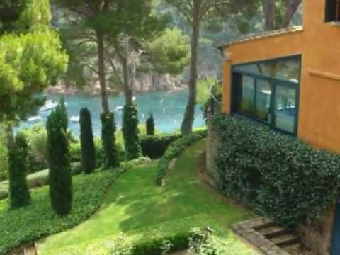 Luxury vacation Rentals  Property Spain BEGUR- House for Sale in Spain 2011