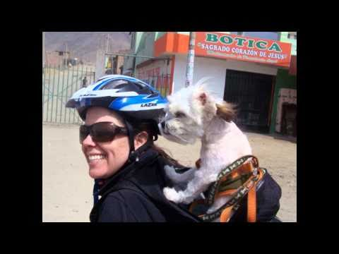 The Long and Winding Road CTP- Peru Cycling Tours.wmv
