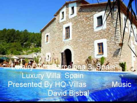 Luxury vacation rental Barcelona Spain Costa Brava - House for Sale in Spain 2011
