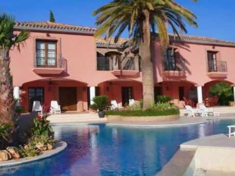 Andalucia Vacation Rentals The finest luxury villas Spain Costa del Sol Andalucia
