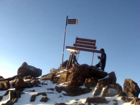 YHA-Kenya Travel,hike Mt Kenya, trekking trips Kenya, climbing mount Kenya,