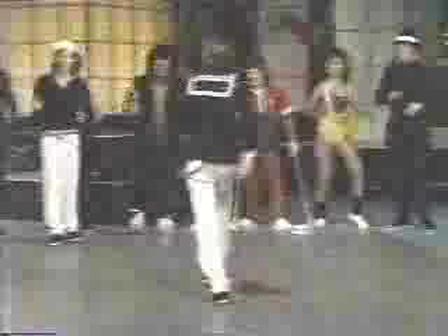 Breakdance During The 80's (Part 3) Hekle, Jekle, Slick Dogg, Boardman, Darryl Stokes, Handyman, an…