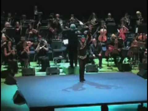 Gitanos por la Paz - Director: Paco Suárez Orquesta Sinfónica Gitana Europea -