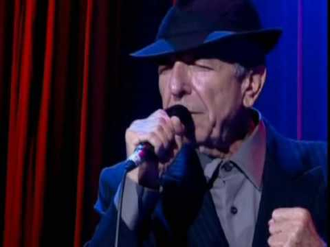 LEONARD COHEN LIVE IN LONDON | Democracy | PBS