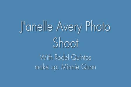 J'anelle Avery Photo shoot