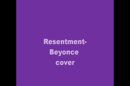 Beyonce Resentment (audio)