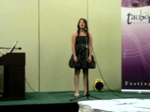 Brae singing beautiful