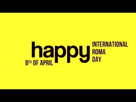 April 8th International Roma Day 2018