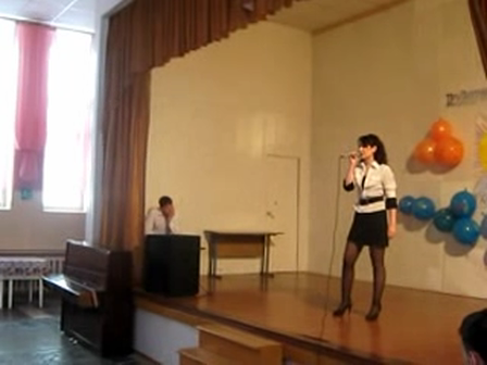 Me singing  by Russian language