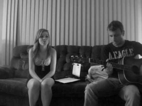 hallelujah - Kate Voegele cover (Jessica Hutchison)