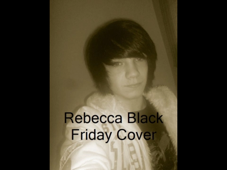 JosephMichael - Friday (Rebecca Black Cover)