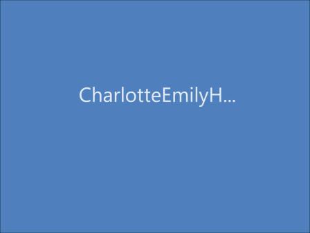 CharlotteEmilyH singing Nat King Cole - Smile