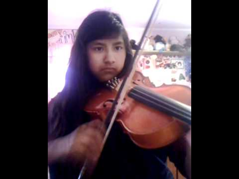 teenage dream by Katy Perry on the viola