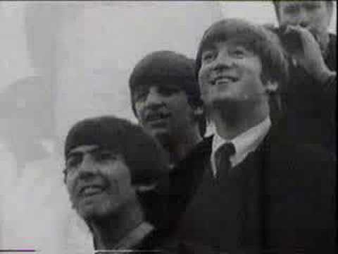 the beatles/ in my life