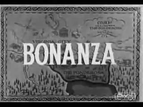 Bonanza Theme Song - Johnny Cash - Music / Lyrics