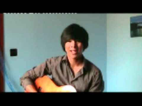 Joel sings 'I really love you' (Original)