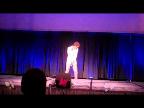 Malachi Cohen / Master Blaster cover Stevie Wonder / MJ. Rock With You at LA Convention Center