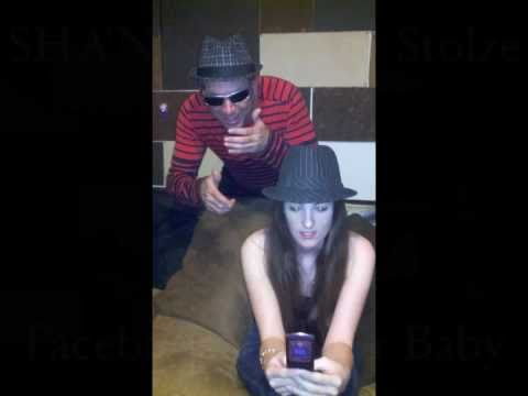 SHA'N/Dude Offline and Lindsey Stolze duet-Facebook Twitter Baby