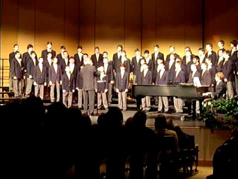 The Pirate Song - St. Ignatius Men's Chorus