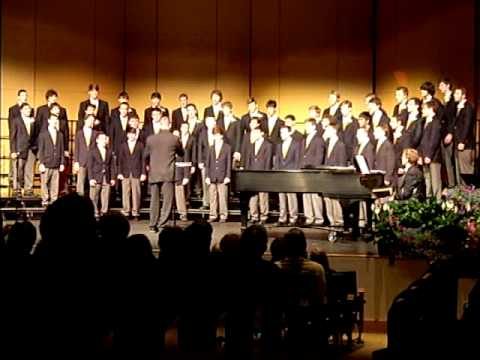 Somebody's Knockin' At Your Door - St. Ignatius Men's  Chorus