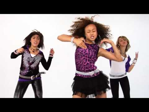 """CYMPHONIQUE """"Lil Miss Swaggar"""" at age 12 - First YouTube Video Released 2009"""