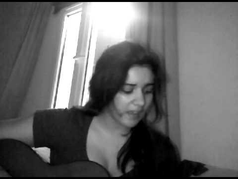 Me singing Friday - Rebecca Black (accoustic Version)