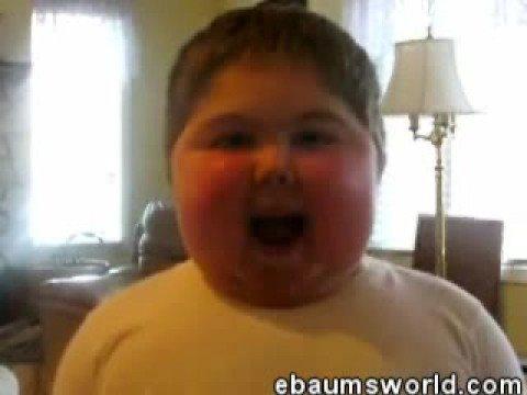 Chubby Cuppy Cake Boy