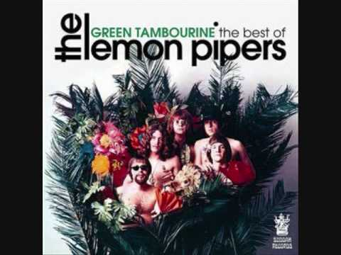 "THE LEMON PIPERS- "" GREEN TAMBOURINE """