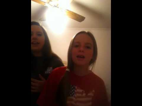 I'm like a bird Lindsay and Nikki cover
