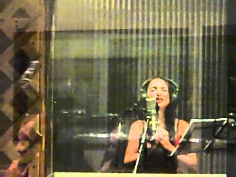 During the Recording for my Demo CD