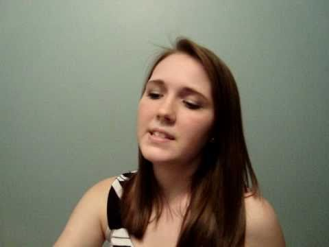 Kelsey Singing Realize by Colbie Caillat (cover)