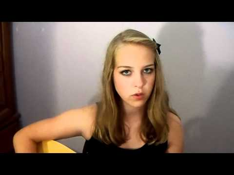 Set Fire to the Rain by Adele (Cover by Gill) 2