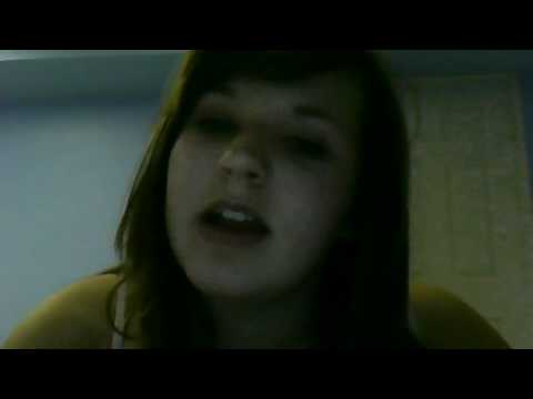 Me singing our song ;D watch